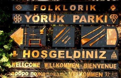 Folklorik Yörük Parkı Açık Hava Müzesi