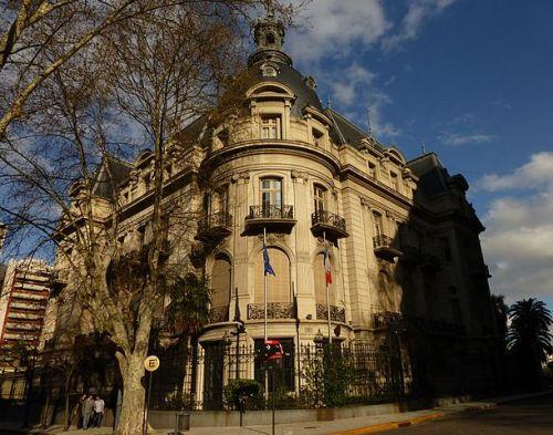 French Embassy Palace