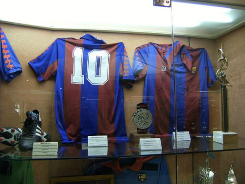 Futboll Club Barcelona Museum