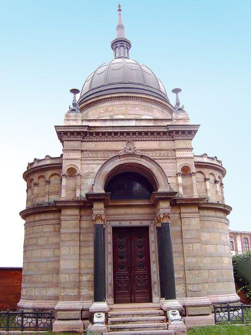 Ganz Abraham Mausoleum
