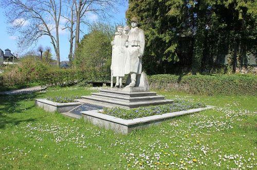 Gedenken der Opfer beider Weltkriege