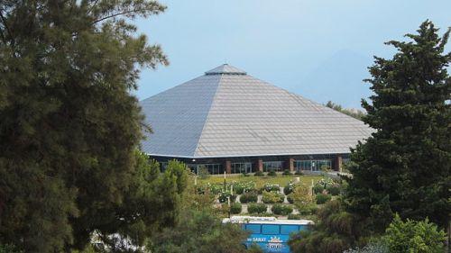Glass Pyramid Sabancı Congress and Exhibition Center
