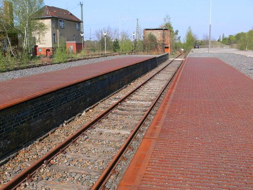 Gleis 17 Grunewald