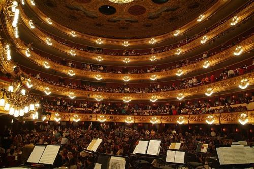 Grand Theater of Liceu