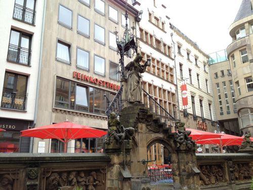 Heinzelmännchenbrunnen