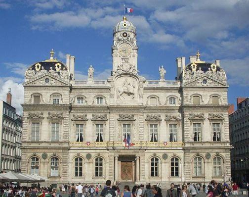 Lyon Hôtel de Ville