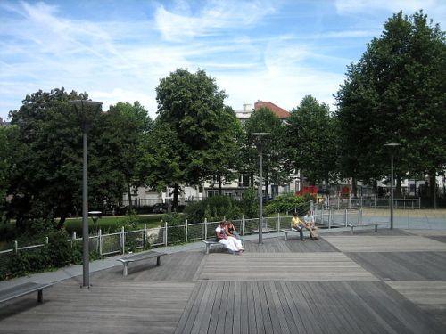 Jardin du Maelbeek