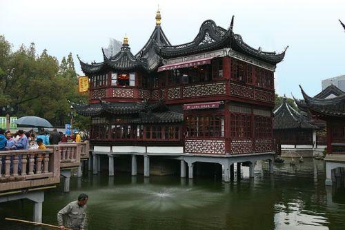 Jiu Qu Qiao Bridge