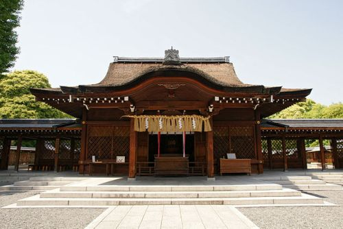 Jonan-gu Shrine