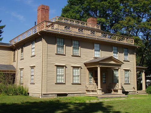 Josiah Quincy House Museum