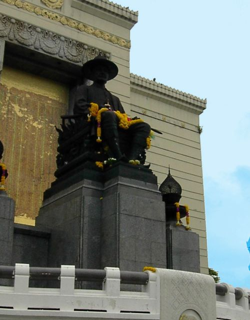 King Rama I the Great Monument