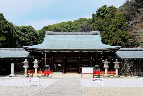 Ryozen Gokoku Shrine