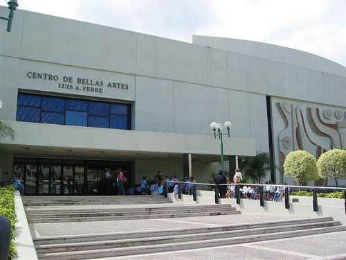 Luis A. Ferre Performing Arts Center