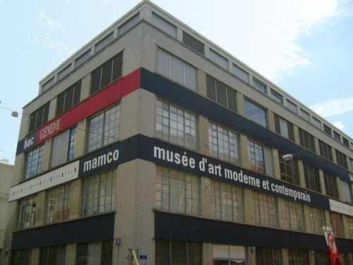 Mamco: Museum of Modern and Contemporary Art