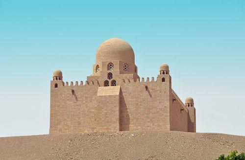 Mausoleum of Mohammed Shah Aga Khan
