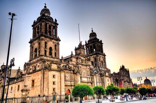 Metropolitan Cathedral Mexico