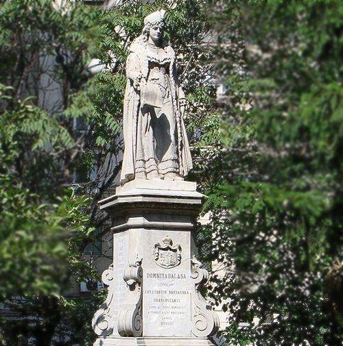 Monumentul Domniței Bălașa