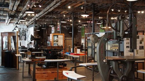 Musée Bruxellois des Industries et du Travail