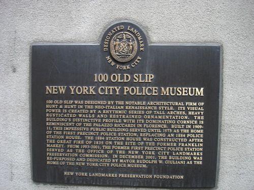 New York City Police Museum