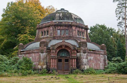 Ohlsdorf Cemetery