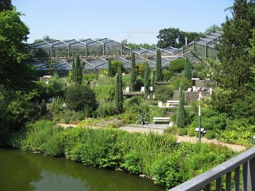 Old Botanical Gardens