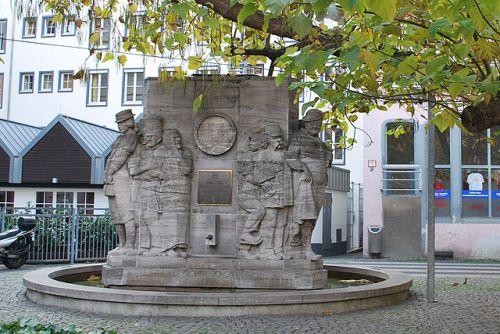 Ostermannbrunnen
