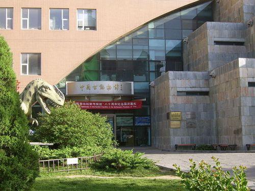 Paleozoological Museum of China