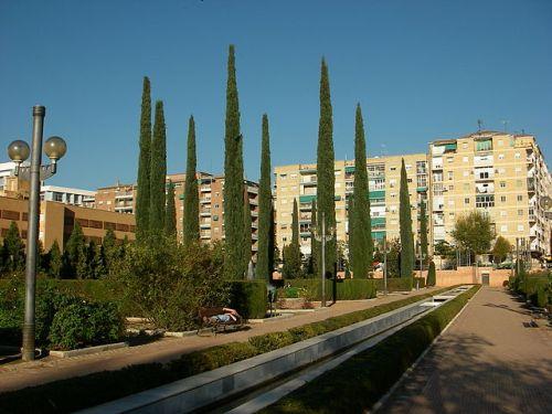 Park Federico Garcia Lorca