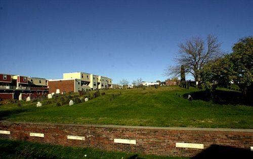 Phipps Street Burying Ground