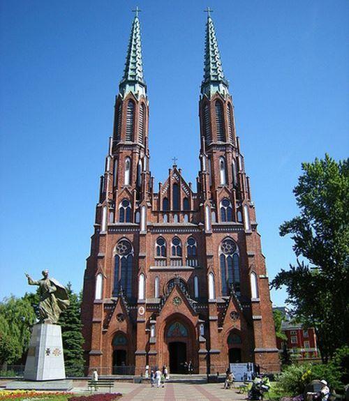 Saints Michael & Florian Cathedral
