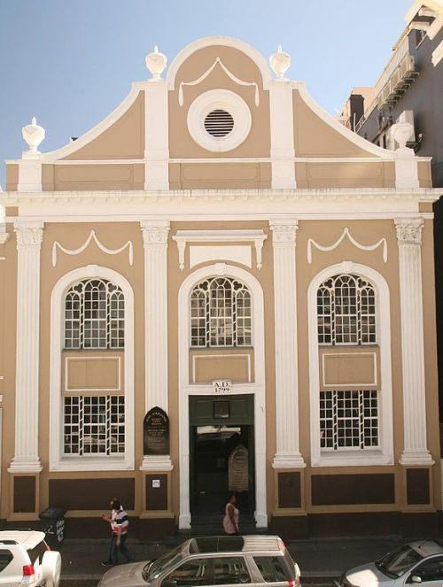 South African Sendinggestig Museum