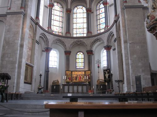 St. Kunibert's Church