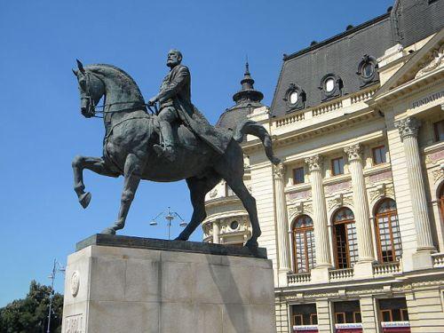 Statuia Ecvestră a lui Carol I, Bucharest - Holidayen