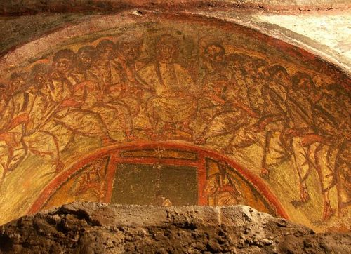 The Catacombs of San Domitilla