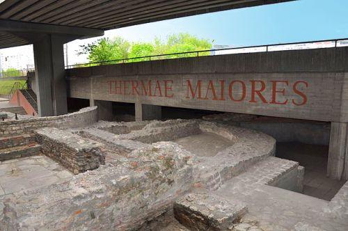Thermae Maiores Baths