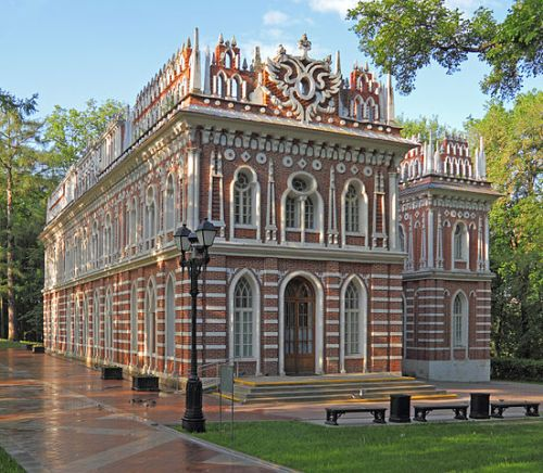 Tsarytsino Open-Air History and Architectural Museum