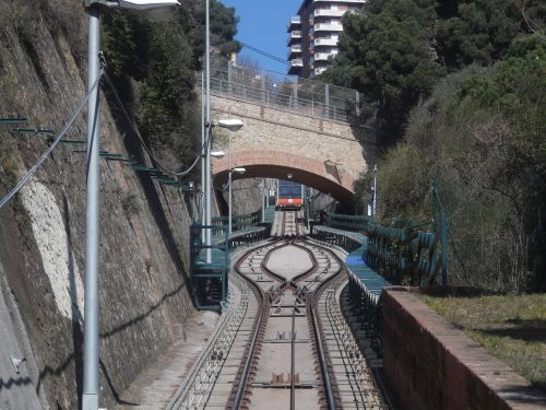 Vallvidrera Funicular