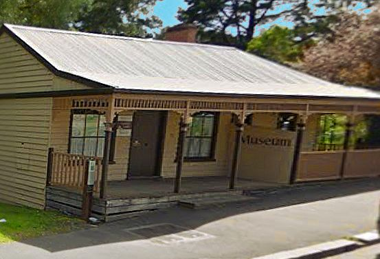Warrandyte Historical Society Museum