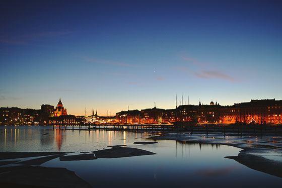 Helsinki Levensstijl