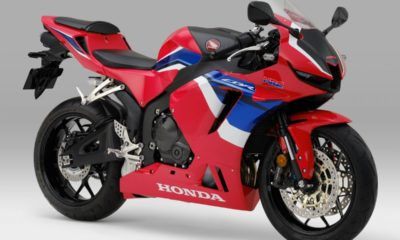 2021 Honda CBR600RR launched in Malaysia