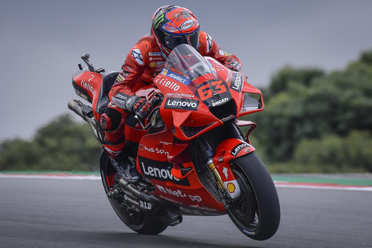 Ducati Lenovo Team all set for Jerez this weekend.
