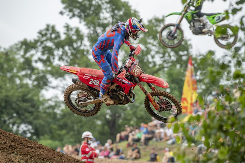 Tim Gajser setting sights for major improvements this weekend.