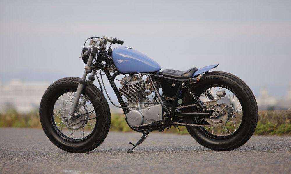 Yamaha SR400 | Heiwa Motorcycles | Kengo Kimura | Source: Pipeburn