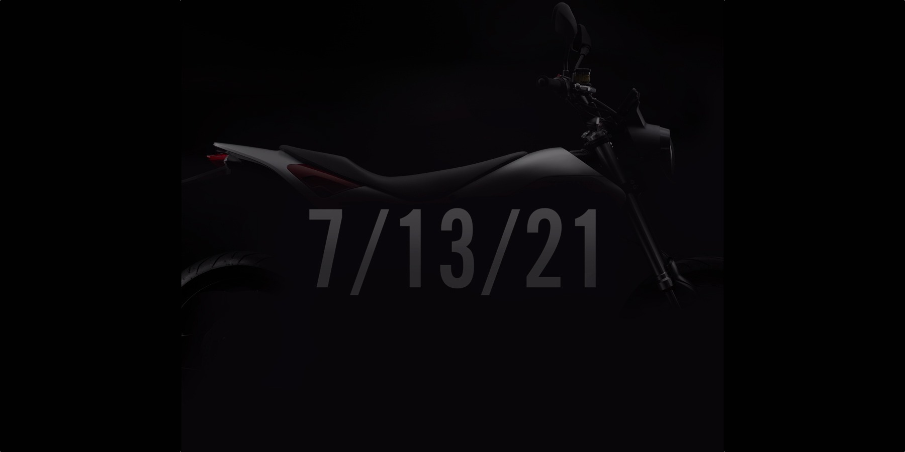 Zero Motorcycles teases new FXE bike for July 13 launch.