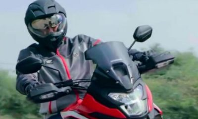 Honda to launch its latest bike in India in two weeks. | Source: MotorBeam