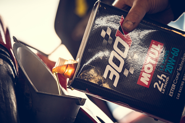 Motul refines power and performance with its new flagship 300v motor oil.