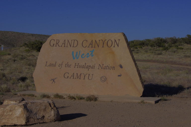 Le Grand Canyon West