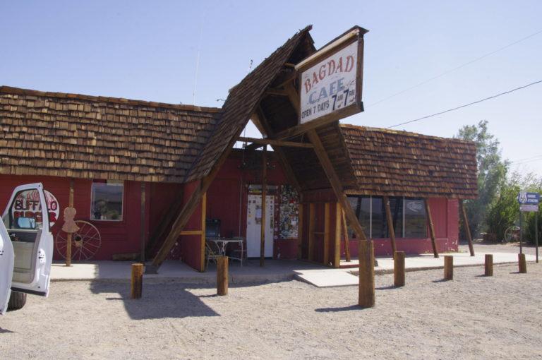 Bagdad Café sur la Route 66