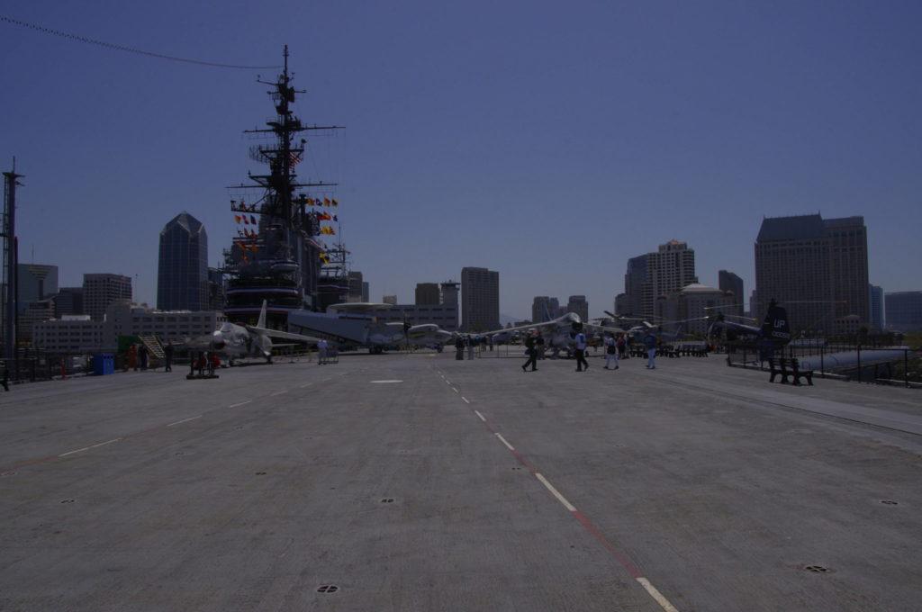 Musée de l'USS Midway