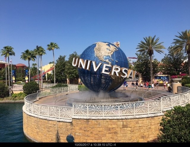 Universal Studios et Islands of Adventure (10/05/2017)